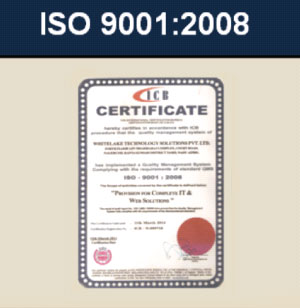 Click to view ISO 9001:2008 certificate